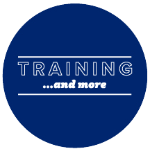 The logo for the Behaviour Change Training service.