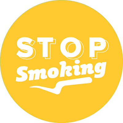 The logo for the Newmarket Stop Smoking Campaign 2021 service.