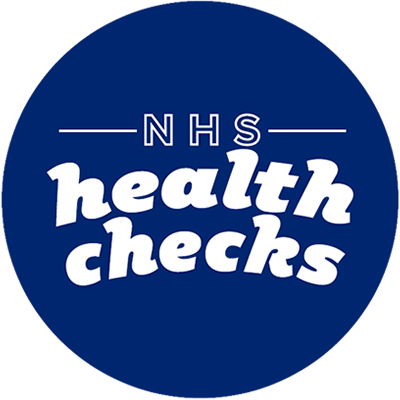 The logo for the NHS Health Checks service.